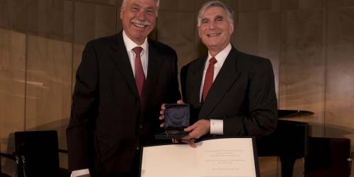 Jung-Stiftung Preisverleihung 2016 Ernst Jung-Medaille