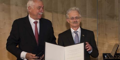 Jung-Stiftung Preisverleihung 2016 Ernst Jung-Preis
