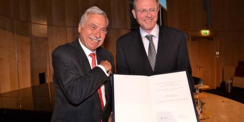 Jung-Stiftung Preisverleihung 2014 Ernst Jung-Preis