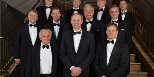 Jung-Stiftung Preisverleihung 2014 Gala Dinner